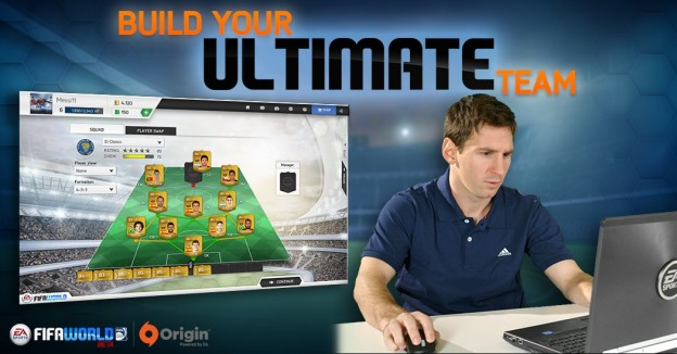 FIFA World Screenshot #5 for PC