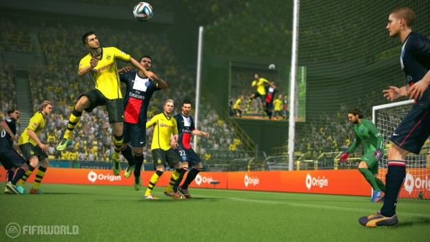 FIFA World Screenshot #6 for PC