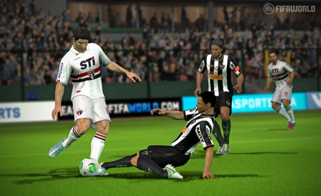 FIFA World Screenshot #8 for PC
