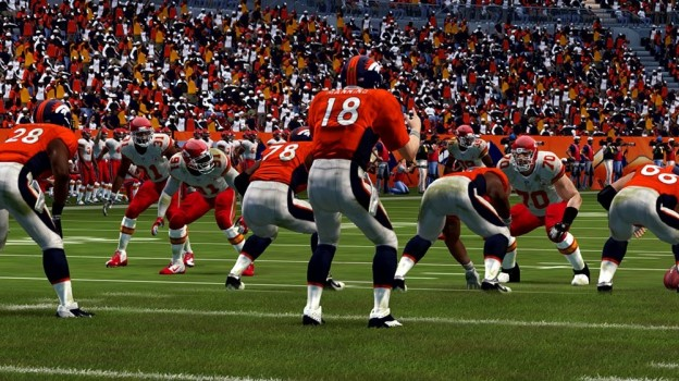 Madden NFL 15 Screenshot #1 for Xbox 360