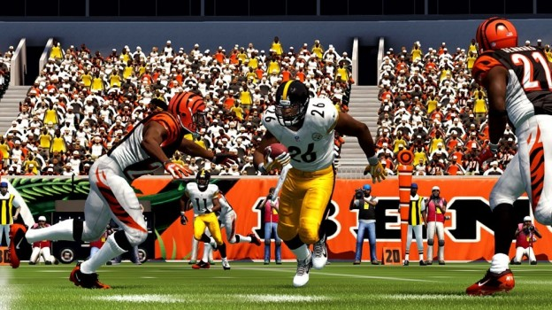 Madden NFL 15 Screenshot #4 for Xbox 360