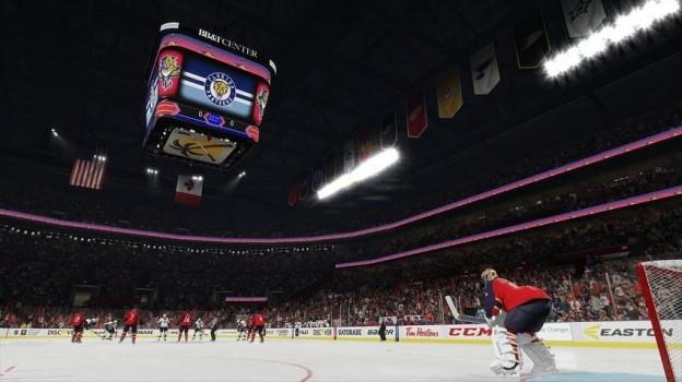 NHL 15 Screenshot #102 for Xbox One