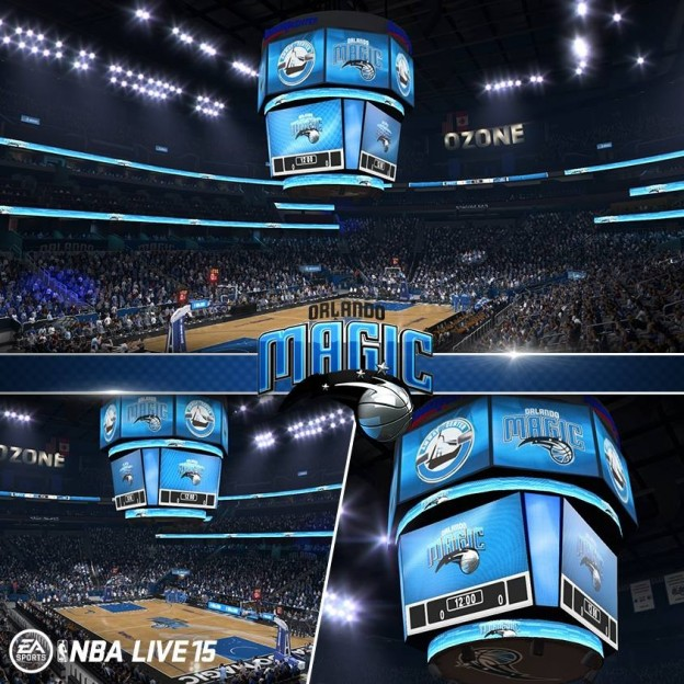 NBA Live 15 Screenshot #19 for PS4