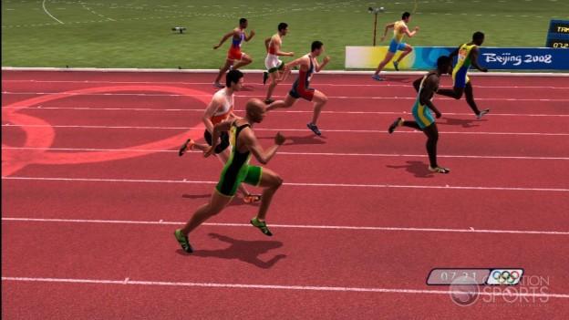 Beijing 2008 Screenshot #1 for PS3