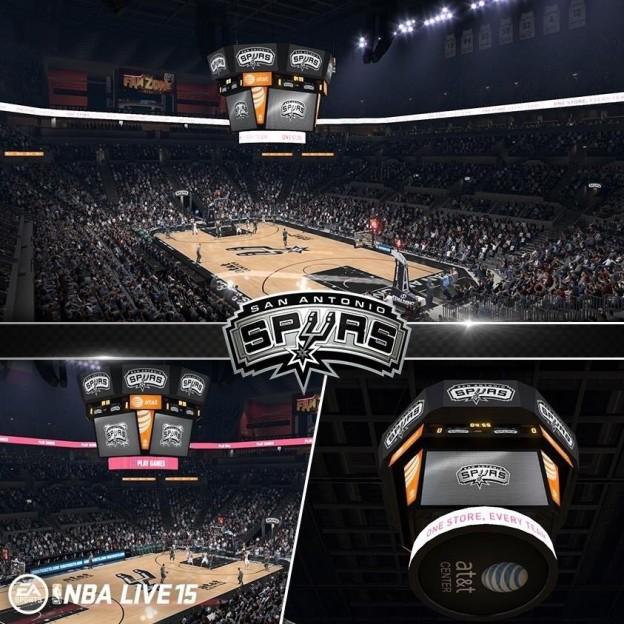 NBA Live 15 Screenshot #18 for Xbox One