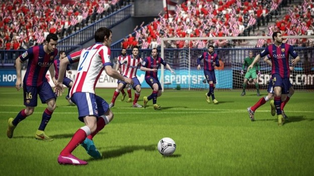 FIFA 15 Screenshot #5 for Xbox 360