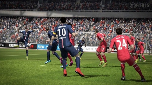 FIFA 15 Screenshot #3 for PS3
