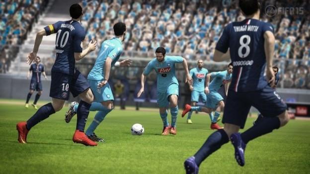 FIFA 15 Screenshot #4 for PS3