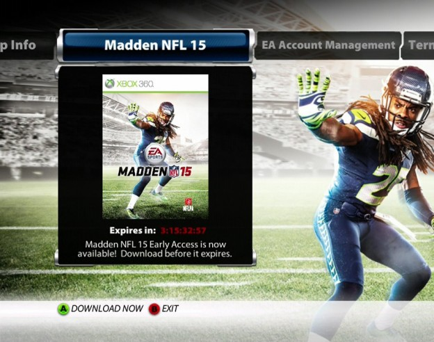 Madden NFL 15 Screenshot #8 for Xbox 360