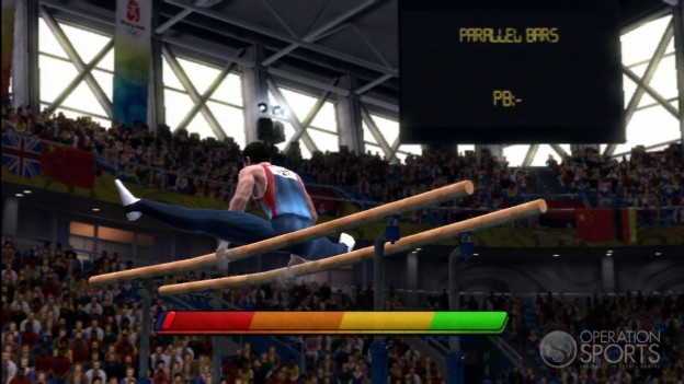 Beijing 2008 Screenshot #7 for PS3