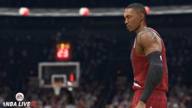 NBA Live 15 Screenshot #23 for Xbox One