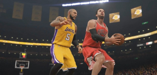 NBA 2K15 Screenshot #14 for PS4
