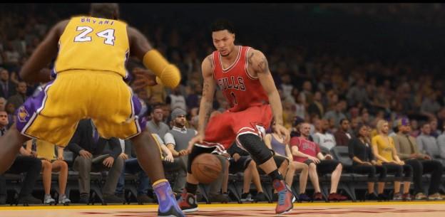 NBA 2K15 Screenshot #15 for PS4