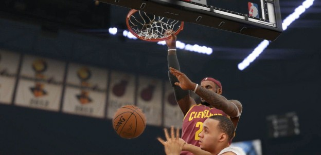 NBA 2K15 Screenshot #17 for PS4