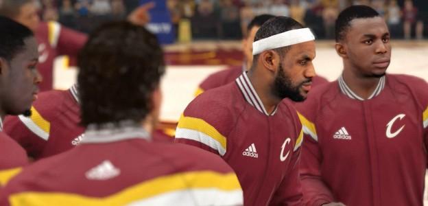NBA 2K15 Screenshot #21 for PS4