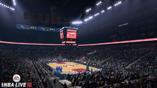 NBA Live 15 Screenshot #28 for PS4