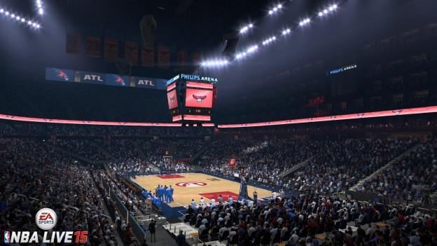 NBA Live 15 Screenshot #24 for Xbox One