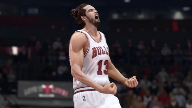 NBA Live 15 Screenshot #32 for PS4