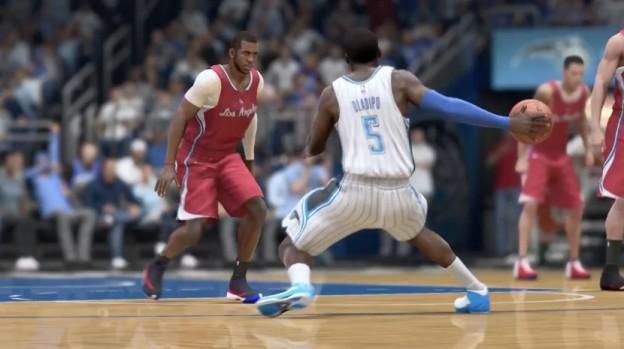 NBA Live 15 Screenshot #34 for PS4
