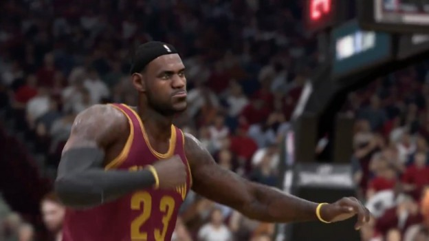 NBA Live 15 Screenshot #36 for PS4