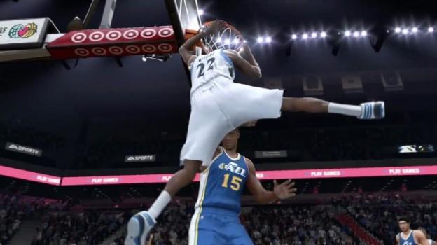 NBA Live 15 Screenshot #37 for PS4