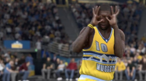 NBA Live 15 Screenshot #38 for PS4