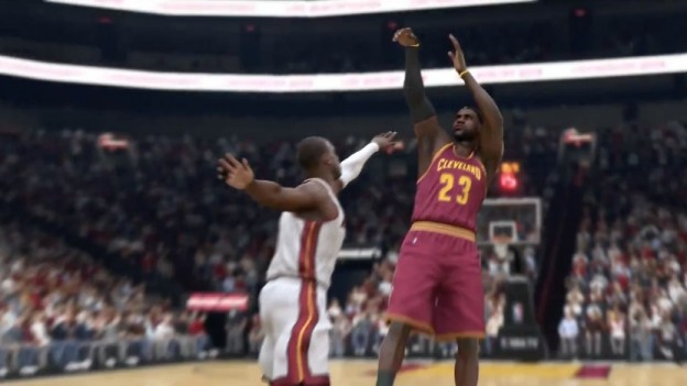 NBA Live 15 Screenshot #43 for PS4