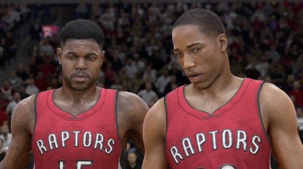 NBA Live 15 Screenshot #45 for PS4