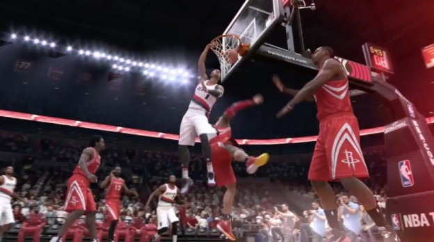NBA Live 15 Screenshot #26 for Xbox One