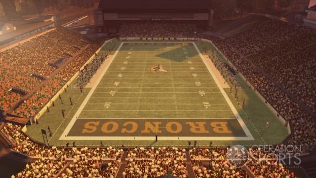 NCAA Football 09 Screenshot #377 for Xbox 360