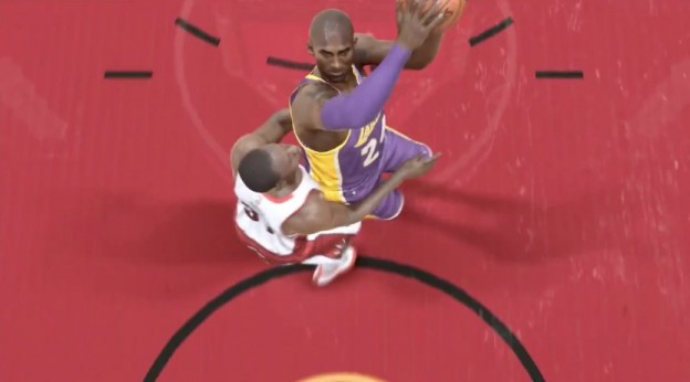 NBA Live 15 Screenshot #35 for Xbox One