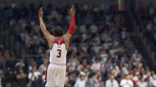 NBA Live 15 Screenshot #37 for Xbox One