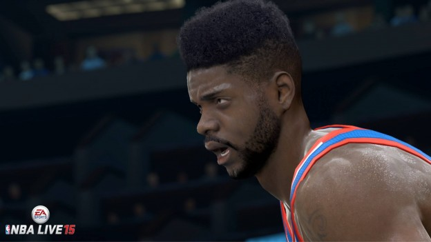 NBA Live 15 Screenshot #48 for PS4