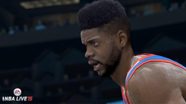 NBA Live 15 Screenshot #48 for PS4