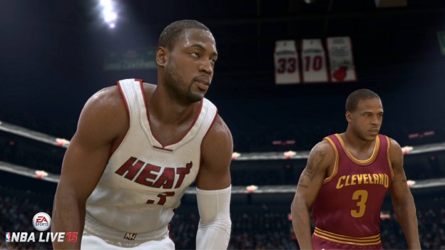 NBA Live 15 Screenshot #50 for PS4