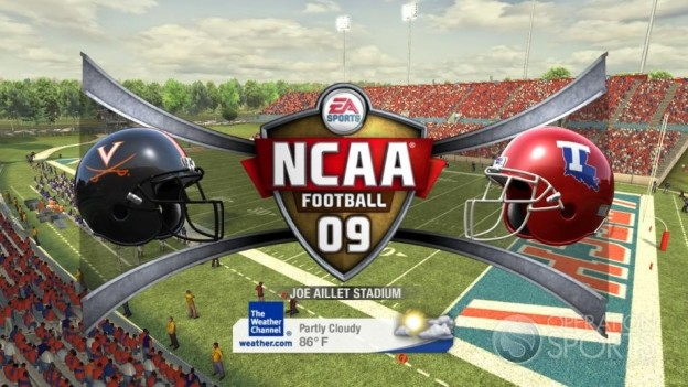 NCAA Football 09 Screenshot #379 for Xbox 360