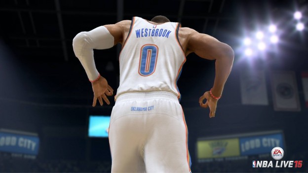 NBA Live 15 Screenshot #42 for Xbox One
