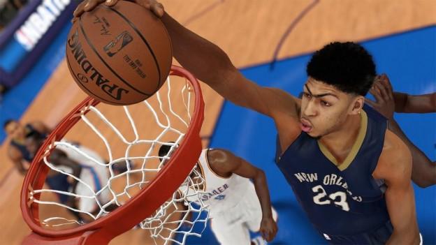 NBA 2K15 Screenshot #25 for PS4