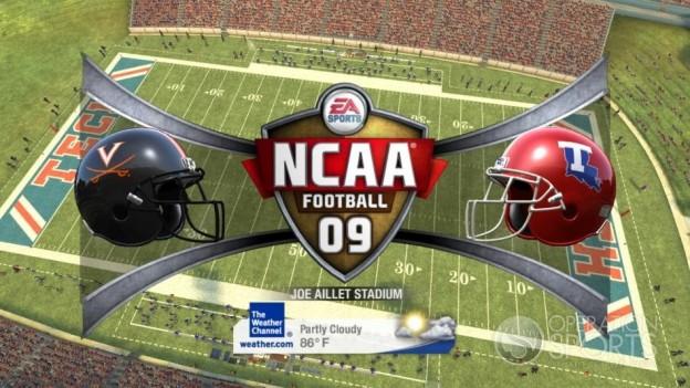 NCAA Football 09 Screenshot #380 for Xbox 360