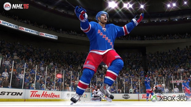 NHL 15 Screenshot #2 for Xbox 360