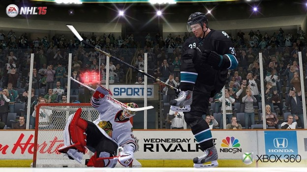 NHL 15 Screenshot #3 for Xbox 360