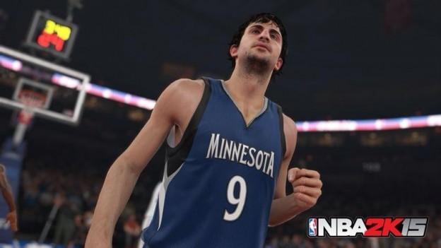 NBA 2K15 Screenshot #30 for PS4