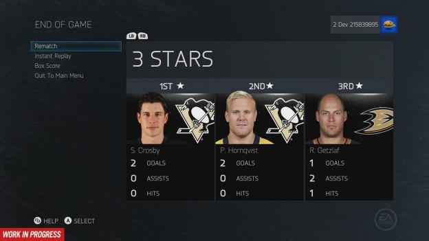NHL 15 Screenshot #125 for PS4