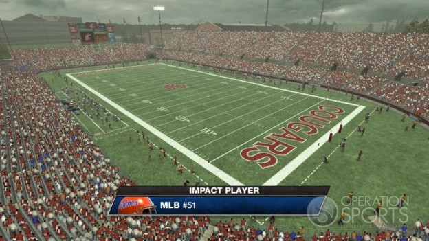 NCAA Football 09 Screenshot #383 for Xbox 360