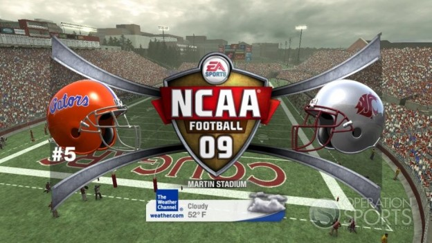 NCAA Football 09 Screenshot #384 for Xbox 360