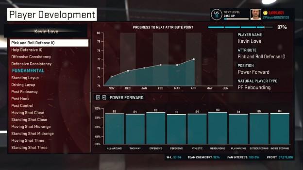 NBA 2K15 Screenshot #39 for PS4