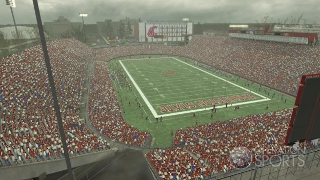 NCAA Football 09 Screenshot #386 for Xbox 360