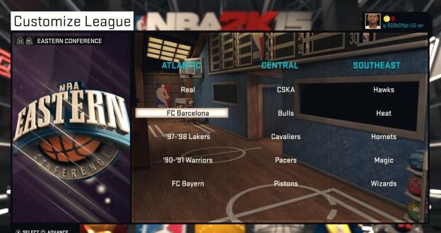 NBA 2K15 Screenshot #11 for Xbox One