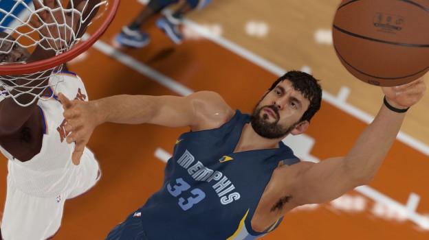 NBA 2K15 Screenshot #17 for Xbox One