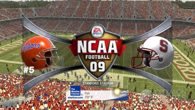 NCAA Football 09 Screenshot #388 for Xbox 360